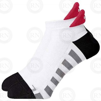 Yonex Low-Cut Sport Sock White 19119