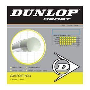 Dunlop Comfort Poly Tennis String