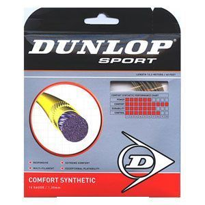 Dunlop Comfort Synthetic Tennis String