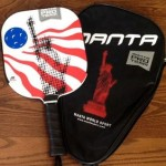 Manta Pro Team Pickleball Paddle