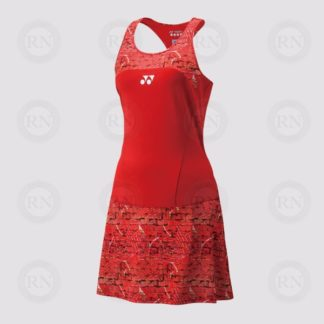 Yonex Women's Game Dress 20410 Red