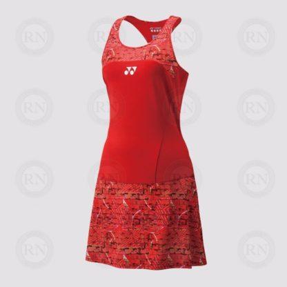 Yonex Women's Game Dress 20410 Red