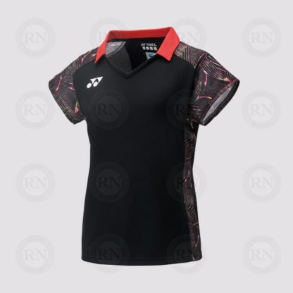 Yonex Women's Cap Sleeve Top 20411 Black