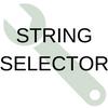 String Selector