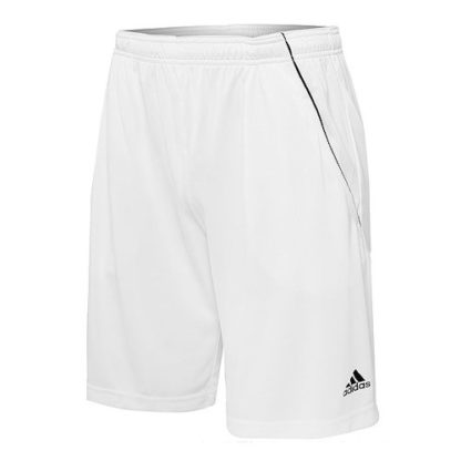 ADIDAS SEQUENTIAL SHORTS WHITE