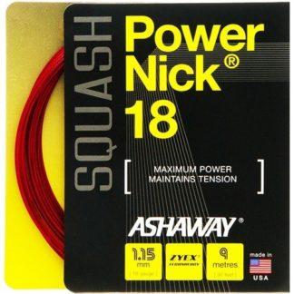 ASHAWAY POWERNICK 18 SQUASH STRING