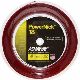 ASHAWAY POWERNICK 18 SQUASH STRING REEL
