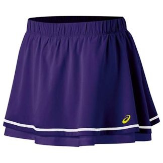 ASICS ADVANTAGE SKORT PURPLE
