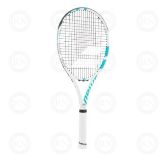 KNOCK OUT OF BABOLAT DRIVE G LITE TENNIS RACQUET WHITE