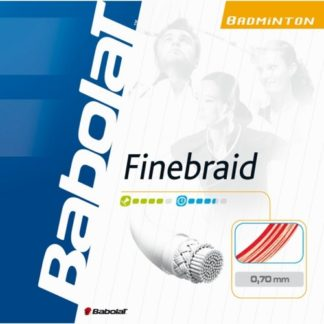BABOLAT FINEBRAID BADMINTON TENNIS STRING