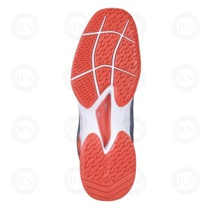 SOLE OF BABOLAT JET MACH I SILVER RED