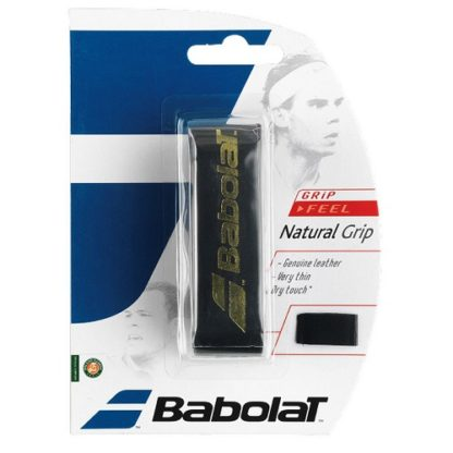 BABOLAT NATURAL GRIP BLACK