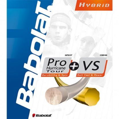 BABOLAT PRO HURRICANE TOUR + VS TENNIS STRING