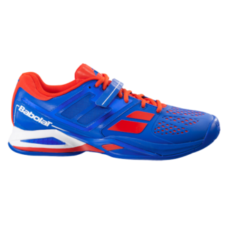 BABOLAT PROPULSE ALL COURT BLUE RED
