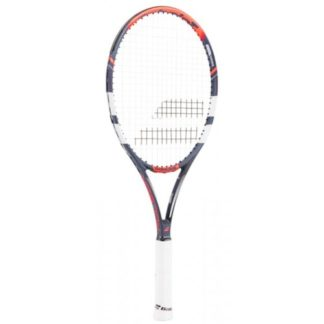BABOLAT PULSION 102 BLUE RED TENNIS RACQUET