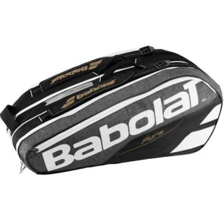 BABOLAT PURE LINE RACQUET BAG X9 GREY