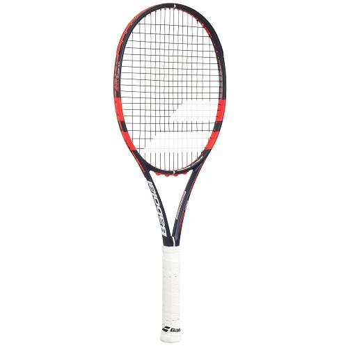 76586736e Babolat Pure Strike 100 (Black) Customized Tennis Racquet