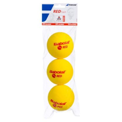 BABOLAT RED FOAM