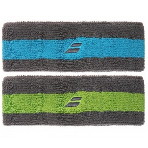 BABOLAT REVERSIBLE COTTON HEADBAND