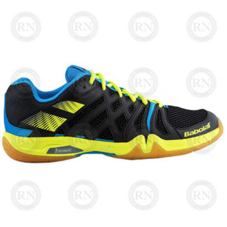 BABOLAT SHADOW TEAM BLACK-YELLOW BADMINTON SHOE