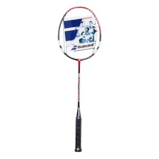 BABOLAT-SPEEDER-RED-BADMINTON-RACQUET
