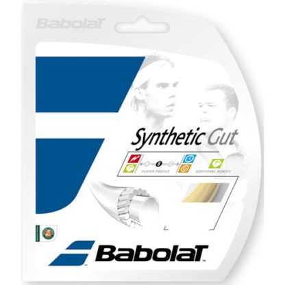 BABOLAT SYN GUT TENNIS STRING