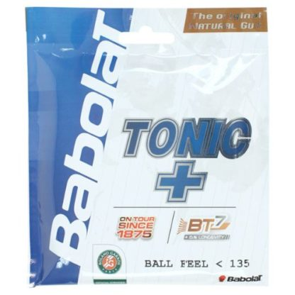 BABOLAT TONIC + BALL FEEL TENNIS STRING