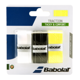 BABOLAT TRACTION ASSORTED OVERGRIP
