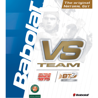 BABOLAT VS TEAM ORGANIC SQUASH STRING