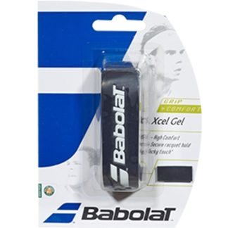 BABOLAT XCEL GEL REPLACEMENT GRIP BLACK