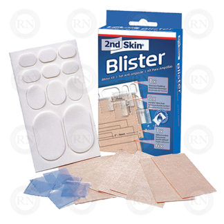 SPENCO 2ND SKIN BLISTER KIT