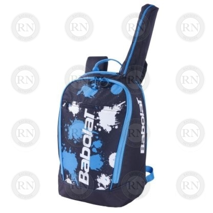 Product Knock Out: Babolat Backpack 753082 Blue Black Angle
