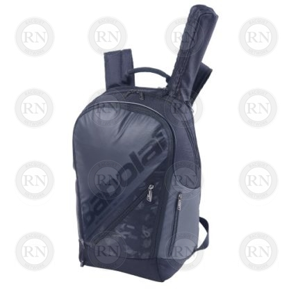 Product Knock Out: Babolat Backpack Expandable Racquet Bag - Black - Closed