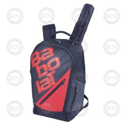 Product Knock Out: Babolat Backpack Expandable Racquet Bag - Red - Closed