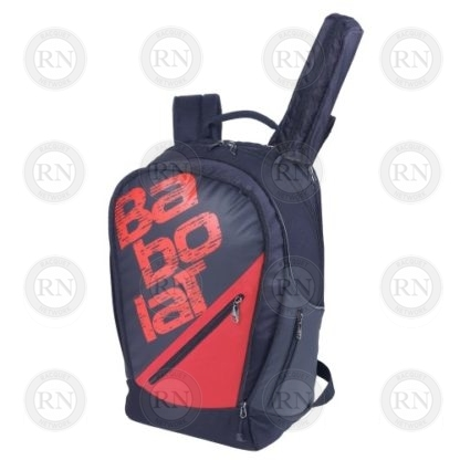 Product Knock Out: Babolat Backpack Expandable Racquet Bag - Red - Open