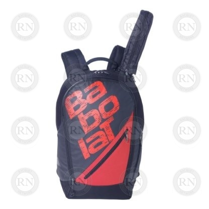 Product Knock Out: Babolat Backpack Expandable Racquet Bag - Red - Side