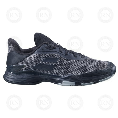 Catalog image of Babolat Jet Tere All Court Tennis Shoe Black Black Exterior Aspect