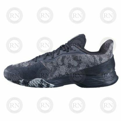 Catalog image of Babolat Jet Tere All Court Tennis Shoe Black Black Interior Aspect