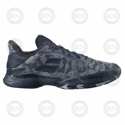 Catalog image of Babolat Jet Tere Clay Court Tennis Shoe Black Black Exterior Aspect