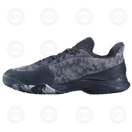 Catalog image of Babolat Jet Tere Clay Court Tennis Shoe Black Black Interior Aspect