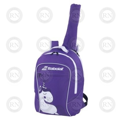 Product Knock Out: Babolat Jr Backpack 753083 Purple Angle