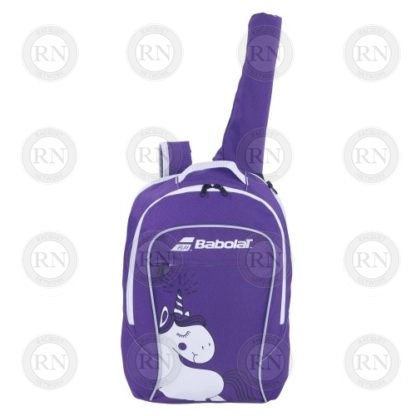 Product Knock Out: Babolat Jr Backpack 753083 Purple Face