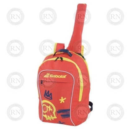 Product Knock Out: Babolat Jr Backpack 753083 Red Angle
