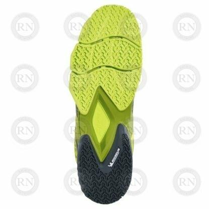 Product image showing sole of Babolat Movea padel shoe