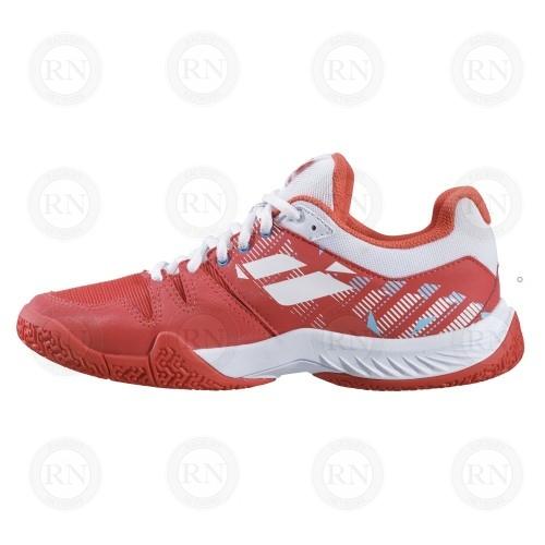 Product image showing inner aspect of Babolat Pulsa Ladies padel shoe