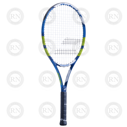 Product Knock Out: Babolat Pulsion 102 Tennis Racquet 121201 Angled