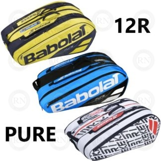 Product Array: Babolat Pure 12 Racquet Bag Array