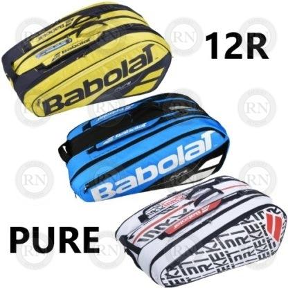 Product Array: Babolat Pure 12 Racquet Bag Array