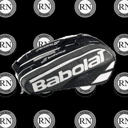Babolat Pure 9 Racquet Bag Silver