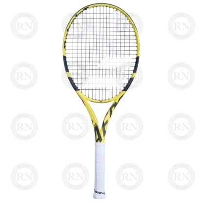 KNOCK OUT OF Babolat Pure Aero Lite Tennis Racquet Front